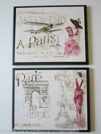 Paris Bathroom Decor | eBay