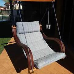 Hanging Chair Bolt High Tray Cover Lounging Relaxing Furniture Gumtree Australia Quot Cloud Nine One Point And Can Be Used In A Small Space With Eye For Verandah Or Patio Chain Around