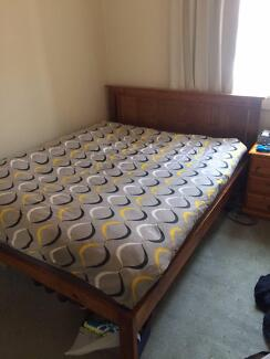 Queen Size Bed Mattress Great Condition