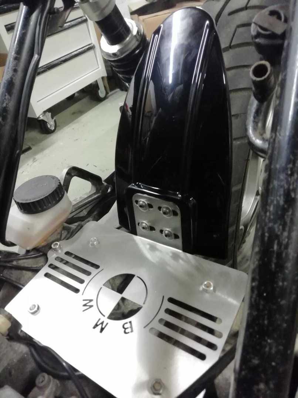 Bmw K100 K75 K1100 Custom Cafe Racer