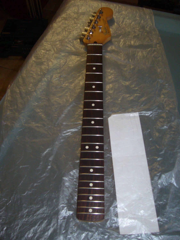 E Gitarre Fender Stratocaster Vintage 50th Anniversary Neck Bj.1996 Top
