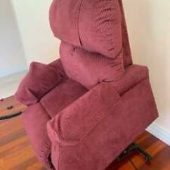 Electric Lift Chairs Perth Wa Hanging Chair Grey Recliner In Region Armchairs Gumtree Australia Free Local Classifieds