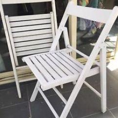Folding Chair Australia Best Chairs Geneva Glider Reviews White Outdoor Dining Furniture Gumtree