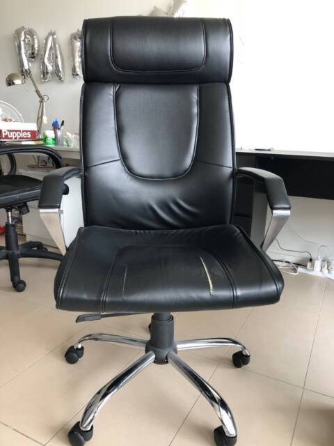 harvard chair for sale hanging name leather black office chairs gumtree you don t have any recently viewed items