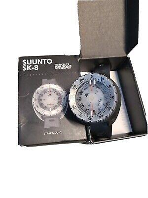 SUUNTO SK-8 Wrist Mount Diving Compass, NH