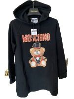 Moschino Jeremy Scott Teddy Hoodie Jersey Dress Us 6 Authentic Brand New