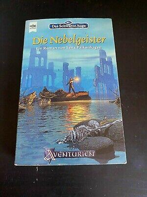 Buch - Das schwarze Auge 43 - Die Nebelgeister (DSA)