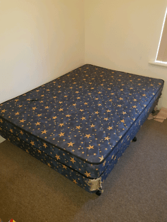 Double Bed Base Mattress
