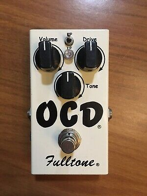 Fulltone OCD Version 1.6 Overdrive Distortion Effects Pedal