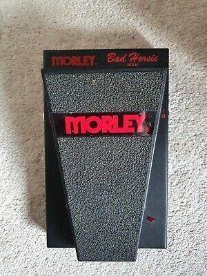 Morley Steve Vai Bad Horsie Wah Pedal