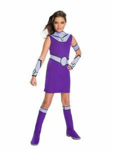 Teen Titans Go! - Starfire Child Costume
