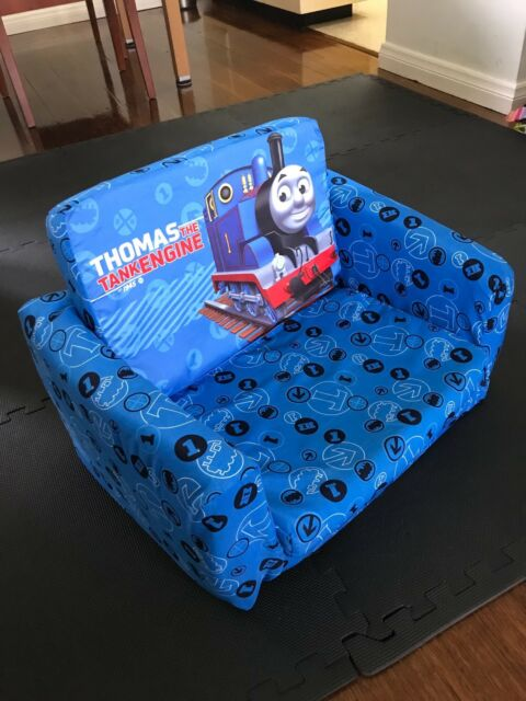 thomas the tank engine flip out sofa australia leather center kids flipout 47 chair excellent condition you don t have any recently viewed items