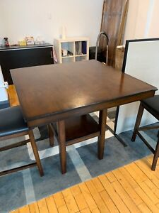 kitchen table stores online buy or sell dining sets in toronto gta furniture squared high