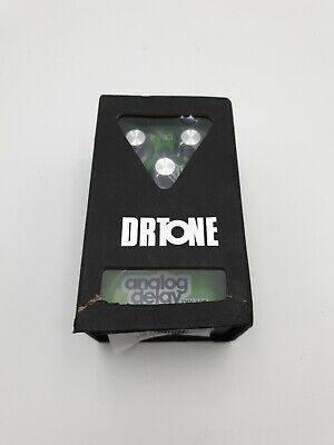 Dr Tone DLY-101 Analogue Delay Guitar Effects FX Pedal. VGC