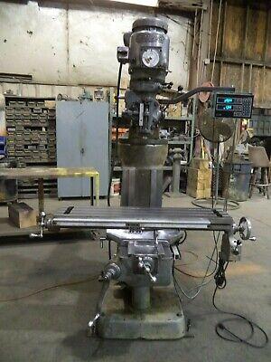 Reconditioned Bridgeport Milling Machine Uk