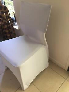 white dining chair covers australia joovy portable high chairs gumtree cairns city