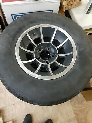 American Racing Vector 15×7 General Lee Dodge Charger Wheels