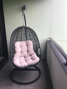 swing chair sydney booster seat high reviews outdoor other furniture gumtree australia inner