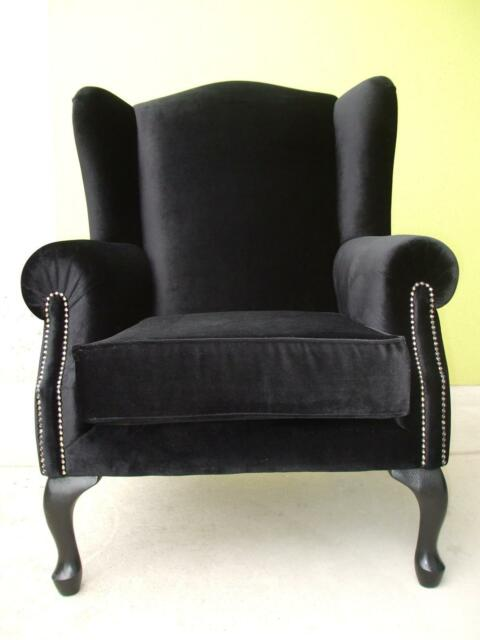 velvet sofas melbourne used leather wing chair- new-black | dining chairs gumtree ...