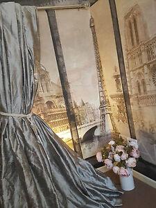 Dupion Silk Curtains EBay