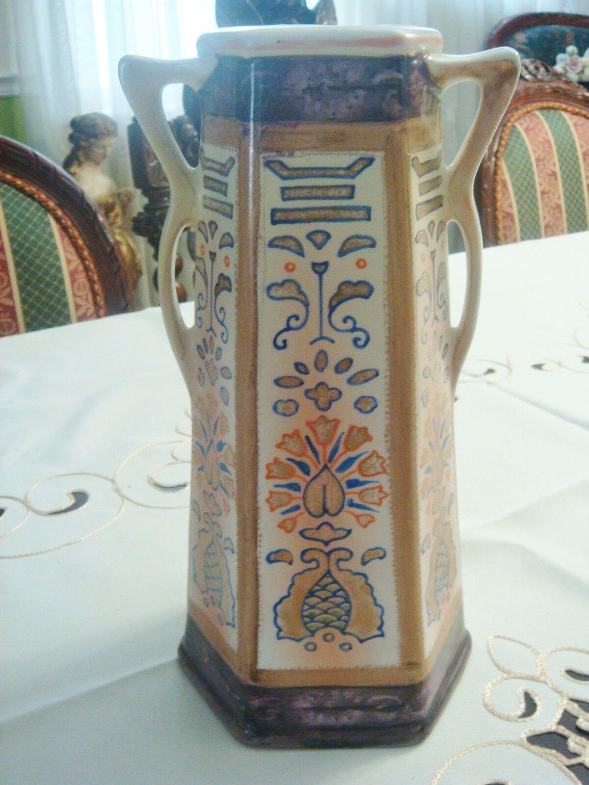 Royal Nishiki Nippon Vase Domestic
