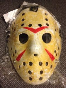 FRIDAY THE 13TH HOCKEY MASK - USA SELLER Halloween JASON vs FREDDY Costume Movie