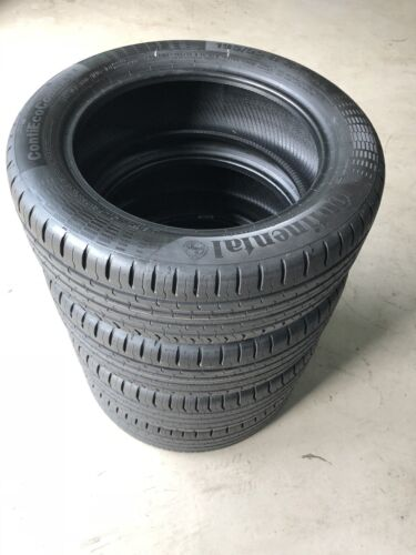 4x Sommerreifen Continental ContiEcoContact 5 195/55 R16 91H XL