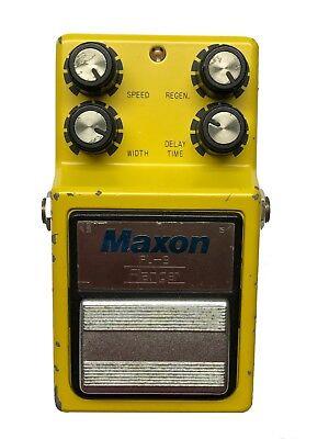 Maxon FL-9, Flanger, Made in Japan, 1982, Vintage Guitar Effect Pedal