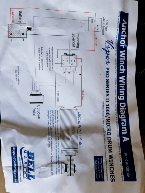 viper anchor winch wiring diagram 7 way round trailer plug cable install kit boat accessories parts you don t have any recently viewed items