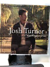 Music Cd Josh Turner Everything Is Fine Ebay