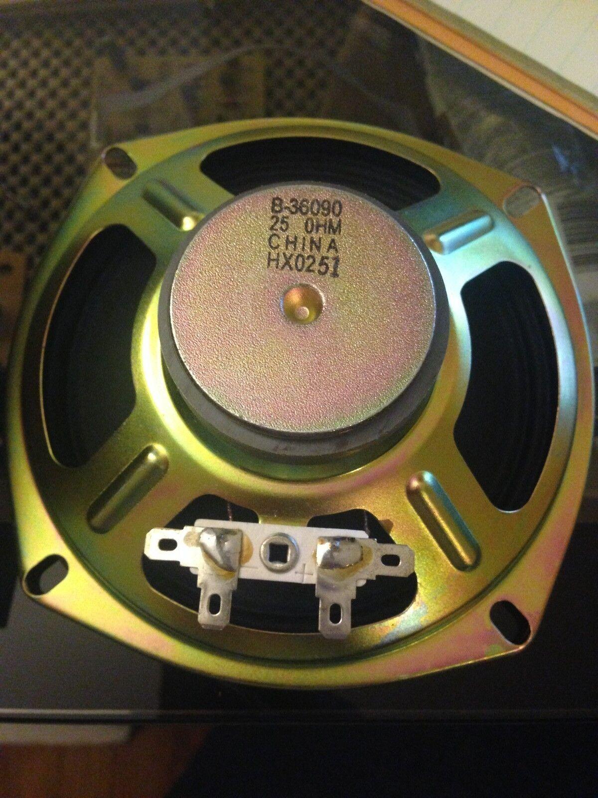 """Nutone 5"""" Intercom Speaker Isa335 Is335 Isa445 Is445"""