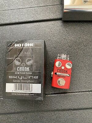 Hotone Chunk Distrotion Pedal