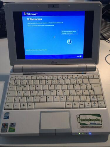 Netbook Asus Eee PC 1000H 25,4 cm (10 Zoll) 1GB RAM, 160GB HDD, XP Home) weiß