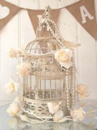 Bird Cage Table Decorations | eBay