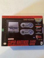 Super NES Mini Classic Edition
