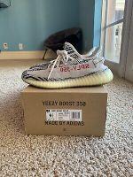 Adidas Yeezy Boost 350 V2 Zebra Size 9.5 100% Authentic