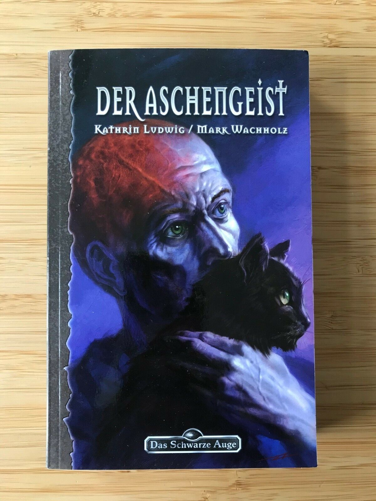 Das Schwarze Auge – Der Aschengeist – Galotta-Trilogie Band 3 – DSA Roman 115
