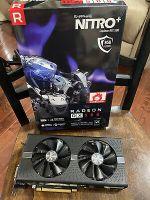 SAPPHIRE Nitro+ Radeon RX 580 8GB GDDR5 Graphics Card (11265-01-20G)