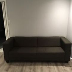 Eq3 Stella Sofa Dimensions Brown Leather White Walls 3eq Buy And Sell Furniture In Toronto Gta Kijiji Classifieds For Sale