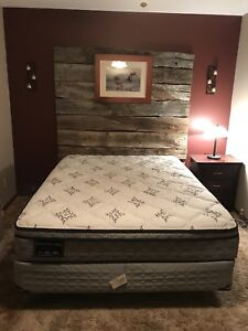 Need Gone Kingsdown Queen Pillowtop Mattress And Boxspring