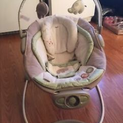 Baby Chair That Vibrates Folding Price Bouncer For Babies Buy Or Sell Playpen Swing Saucers In Ottawa Ingenuity And Plays Music