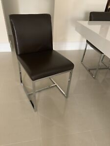 genuine leather dining chairs melbourne best gaming gumtree australia free local classifieds