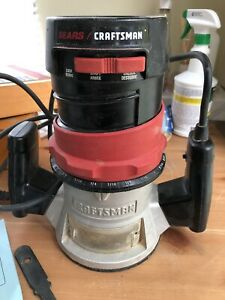 Sears Craftsman Router Model 315174