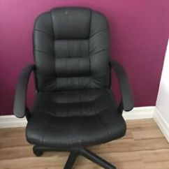 Swivel Chairs Kijiji Peterborough Faux Fur Butterfly Chair Buy Or Sell Recliners In Office Black Leather
