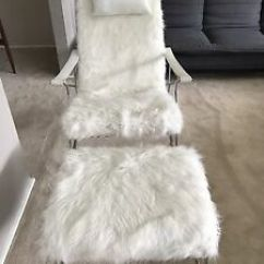Chair Cushions With Ties Australia Wheelchair You Died Fluffy | Gumtree Free Local Classifieds
