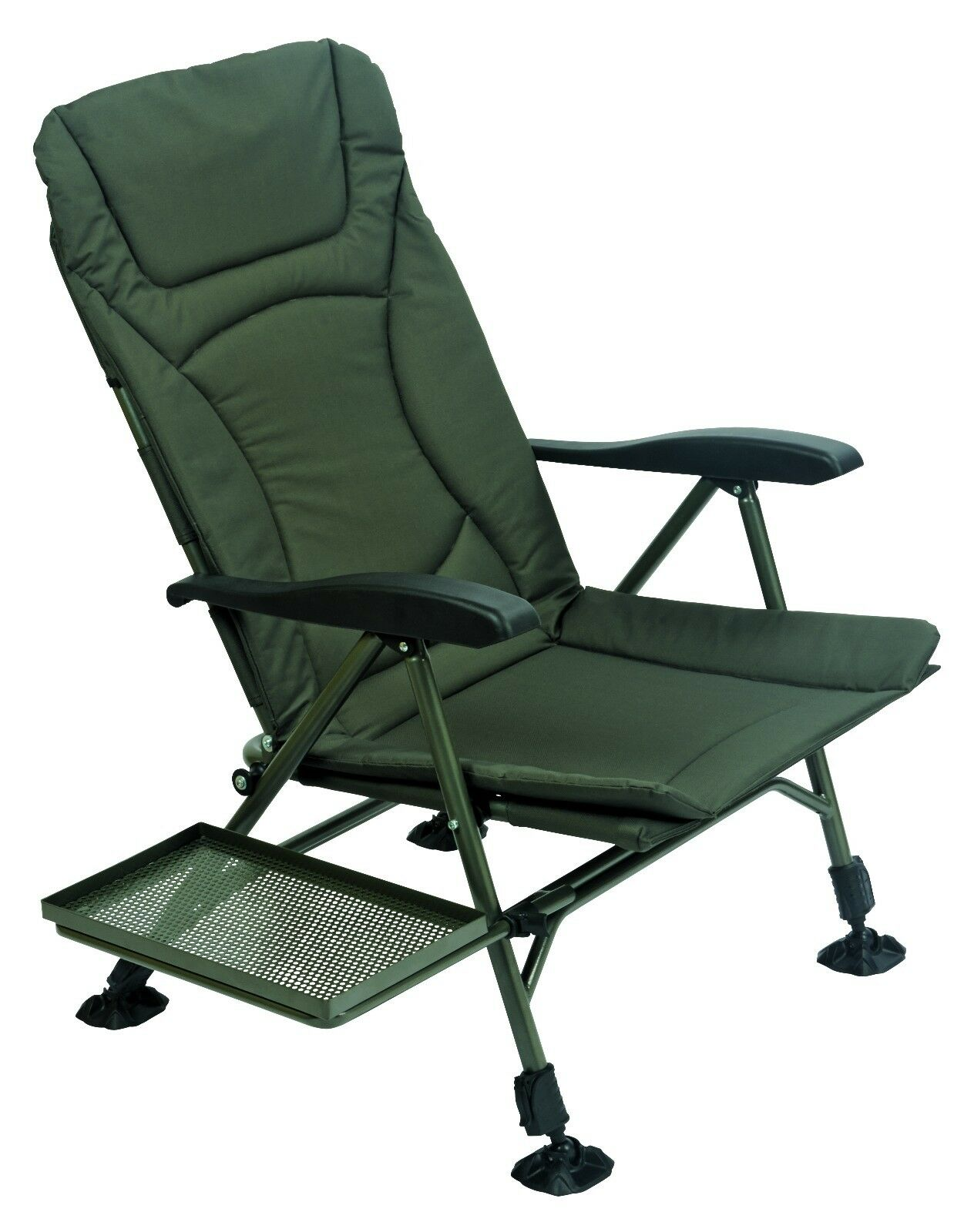 fishing chair with arms reclining ottoman canada tf gear new flatout folding recliner carp bivvy