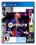 FIFA 21 Standard Edition (Sony PlayStation 4 / PS4) Factory Sealed - Free Ship!