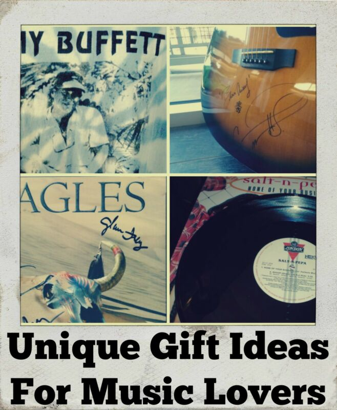 Unique Gifts For Music Lovers Ebay