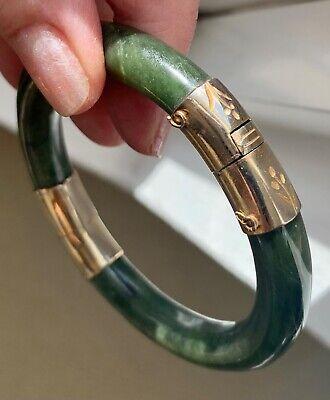 Jade Bracelet Meaning : bracelet, meaning, Bracelets, Chinese, Vintage, Bangle