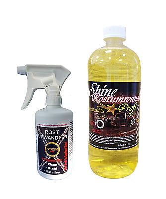 1500 ml Rostumwandler Phosphatierung Rostschutz Rostentferner Phosphorsäure